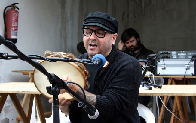 Davide Leira, de Maghúa