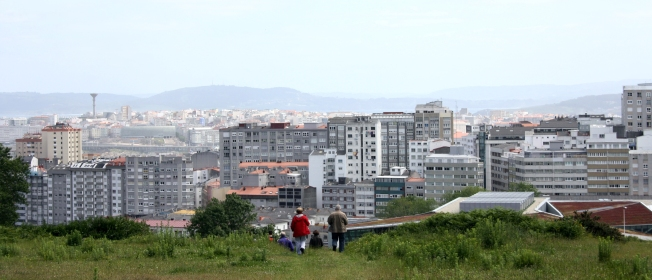 Os Paseos polo Barrio discorren por zonas límite, polas costuras da cidade